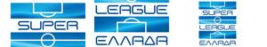 Emblems of Greek Football League - Superleague coloring pages